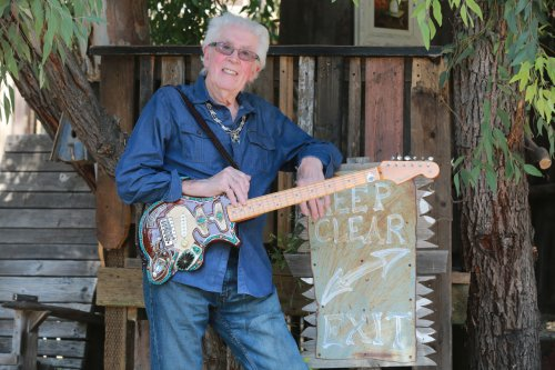 John Mayall Won't Tour Anymore, But He Has at Least One More Album in Him