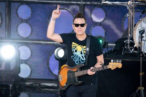 Blink-182's Mark Hoppus Reveals He's Battling Cancer