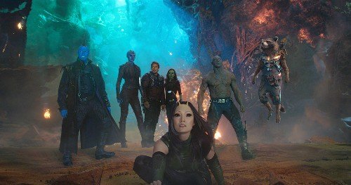 'Guardians of the Galaxy' Director on Pence's Space Force Name: 'Can We Sue This Dork?'