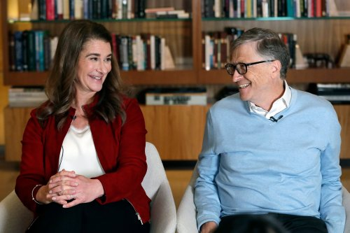 QAnon Followers Are Freaking Out Over Bill and Melinda Gates' Divorce