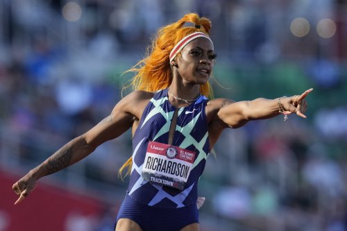 Sha'Carri Richardson Won't Compete in Olympics After Being Left Off Relays