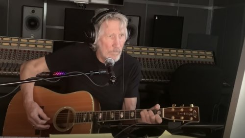 Roger Waters Remembers John Prine With Acoustic 'Paradise' Cover