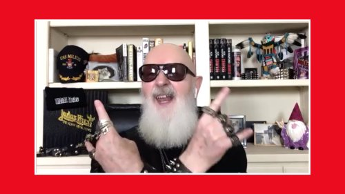 Judas Priest's Rob Halford on Black Sabbath, Metallica, and His Favorite Songs of All Time