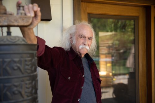 David Crosby on Channeling Steely Dan, Turning 80, and How His New Album Saved Him