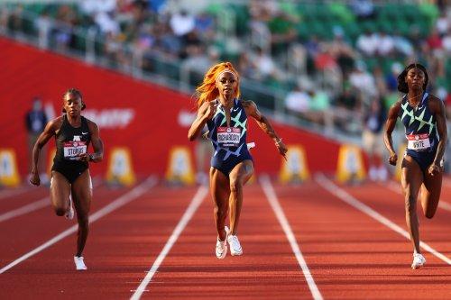 Track Star Sha'Carri Richardson Could Miss Olympics After Testing Positive for Marijuana