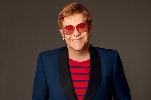 Only Elton John Could Have This Much Fun Making a Quarantine Album
