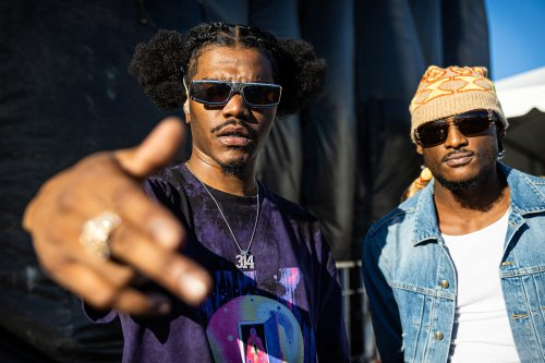 Reggie and Smino Offer Graceful Meditations on 'Avalanche'