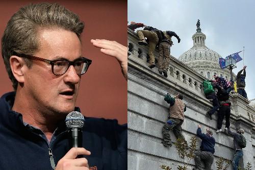 Joe Scarborough Calls for Arrest of Donald Trump, Rudy Giuliani After Capitol Raid
