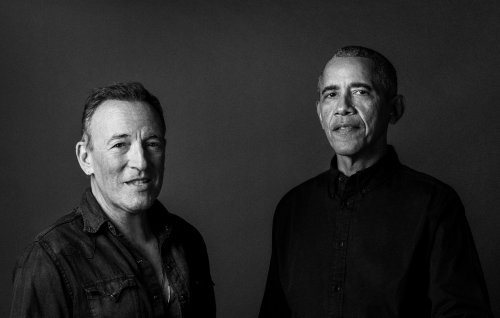 Barack Obama and Bruce Springsteen Announce Co-Authored Book 'Renegades: Born in the USA'