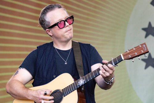 Watch Jason Isbell Cut a Promo for All Elite Wrestling