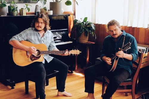 'In My Room' With Pierce Brothers