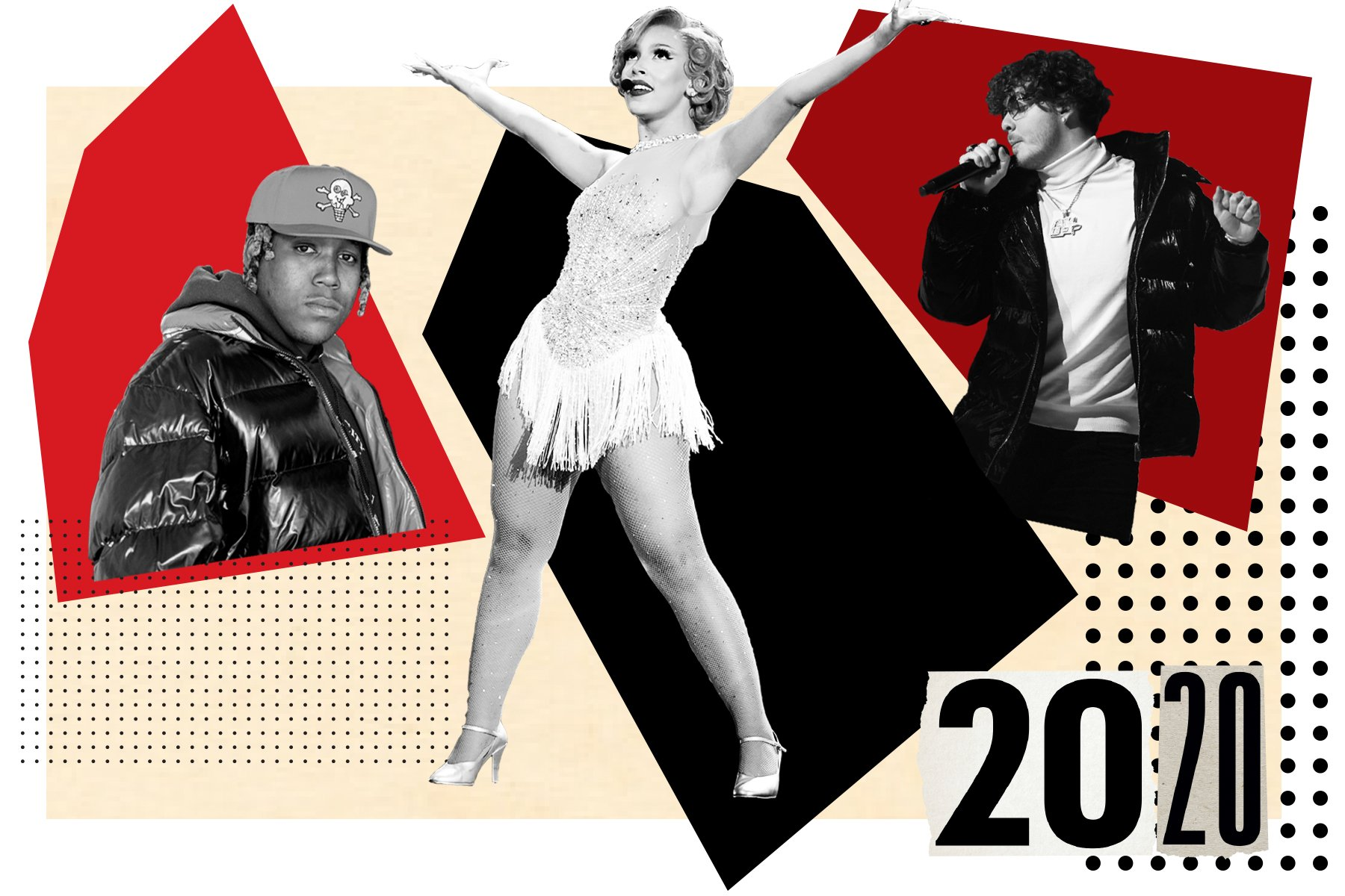 Year in Review: 10 of the Biggest Breakthrough Artists of 2020