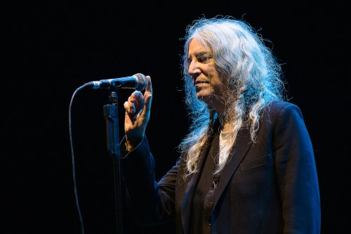 Patti Smith on the Return of Live Music and the First Time She Met Bob Dylan