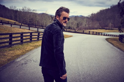 Eric Church Makes It a Triple with 'Heart & Soul'