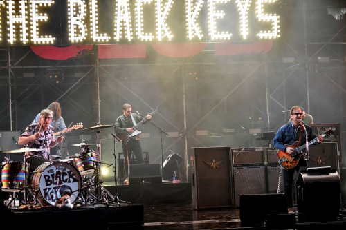 Watch the Black Keys' Hits-Filled Triller Fight Club Concert