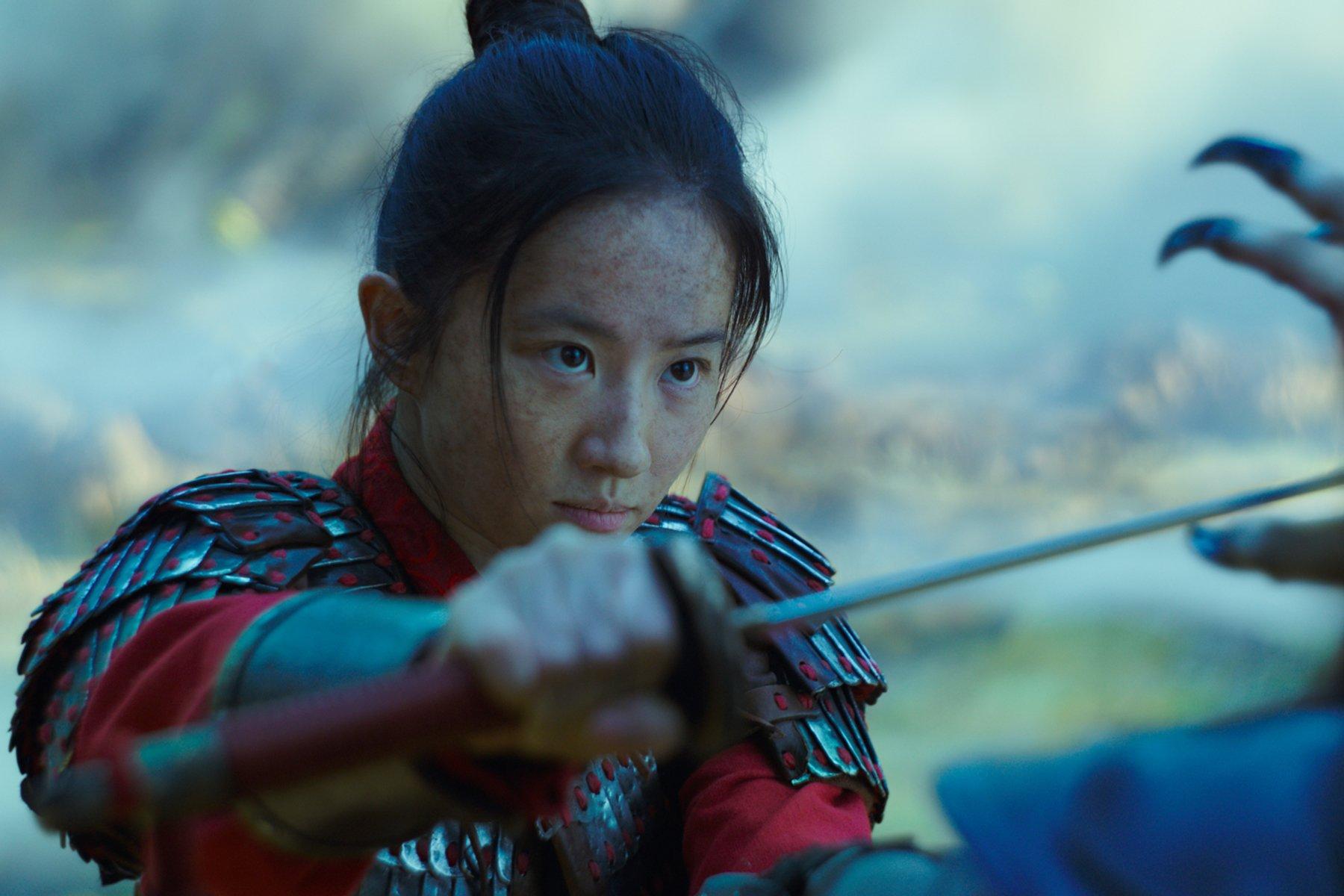Disney Postpones 'Mulan' Release Again Amid Coronavirus Uptick