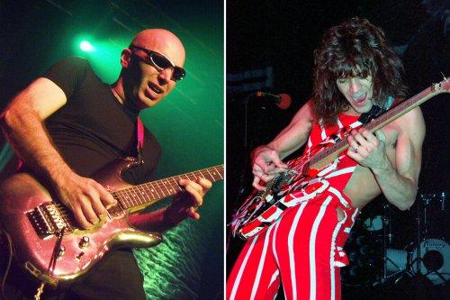 Joe Satriani Remembers Eddie Van Halen: 'He Put So Much Joy Into Every Little Note'