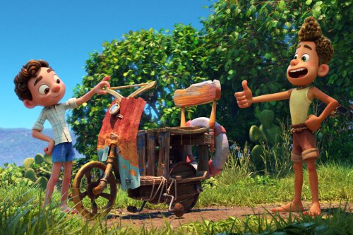 'Luca': Pixar's Modest, Mondo Italiano 'Little Mermaid' is Minor -- and Still Breaks Your Heart