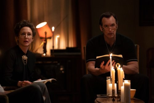 'Conjuring' Is Back -- And the Devil Made Them Do It. Seriously