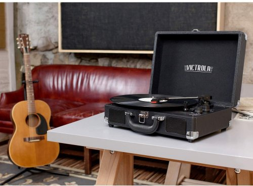 The Portable Record Player Everybody Loves Is Marked Down to Just $45