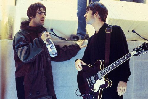 Noel Gallagher Says Brother Liam -- Who Recently Fell Out of a Helicopter -- Isn't Real