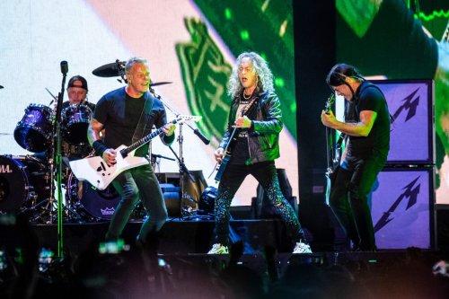 See Metallica Exhume Black Album Deep Cuts for Surprise Full-Album Performance