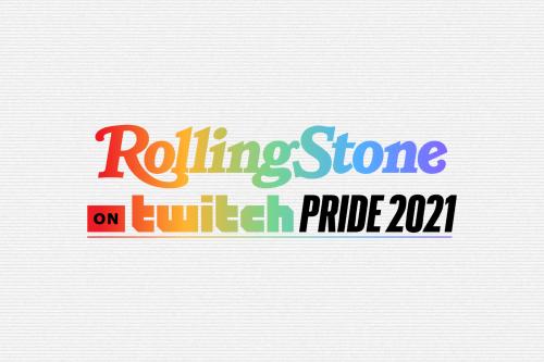 'Rolling Stone on Twitch' Presents Pride 2021 Celebration