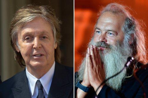 Paul McCartney to Chat With Rick Rubin in New Hulu Docuseries 'McCartney 3, 2, 1'