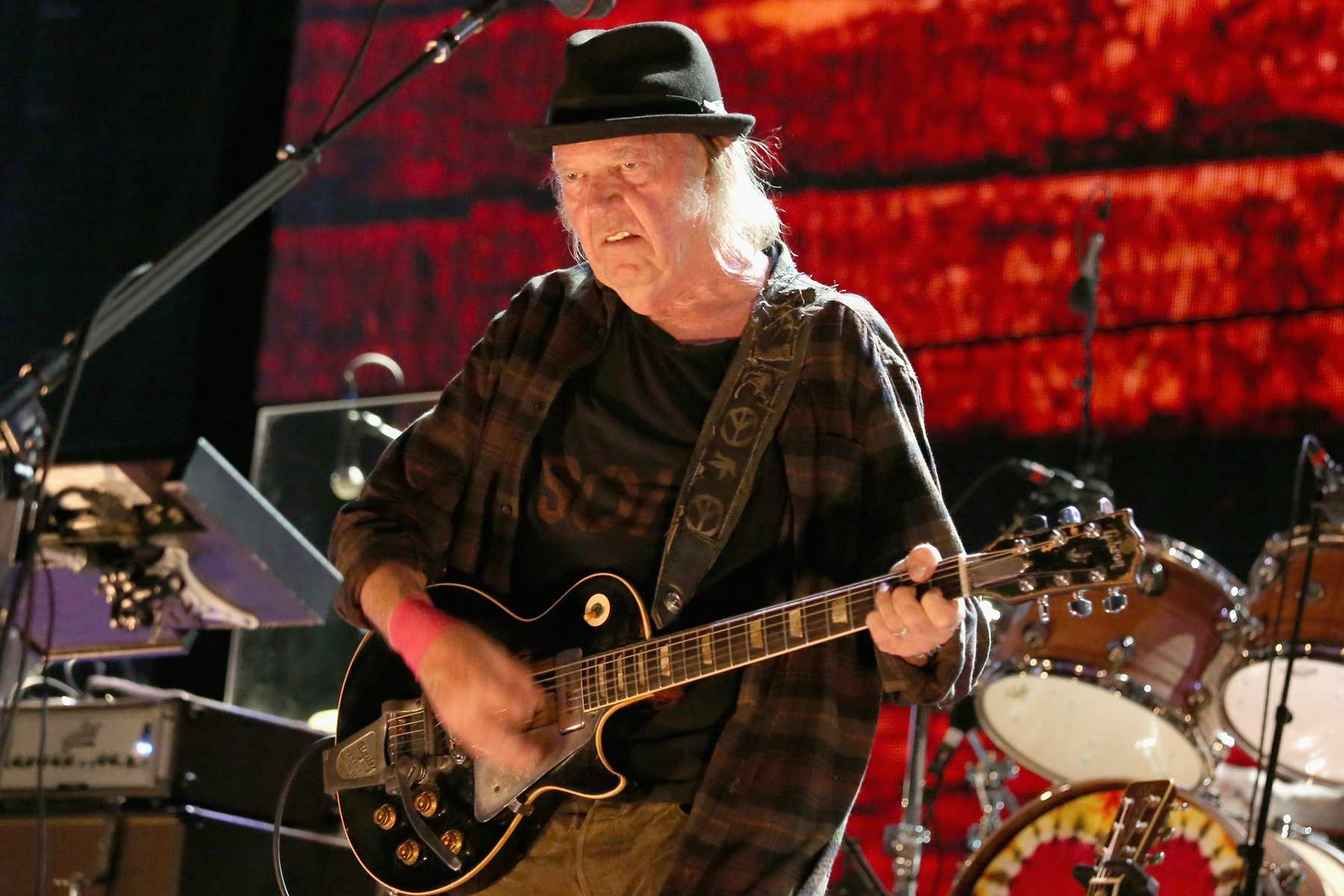 Flashback: The Other Neil Young Song in His Lawsuit Against Donald Trump