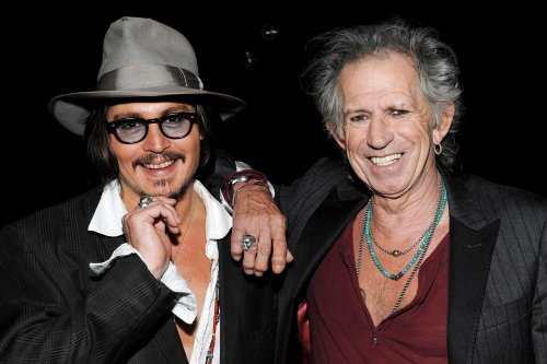 That Time Johnny Depp and Keith Richards Went Nuts on Me