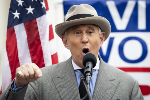 Roger Stone: DOJ Lawsuit 'Motivated by Blood Lust and Liberal Hysteria'