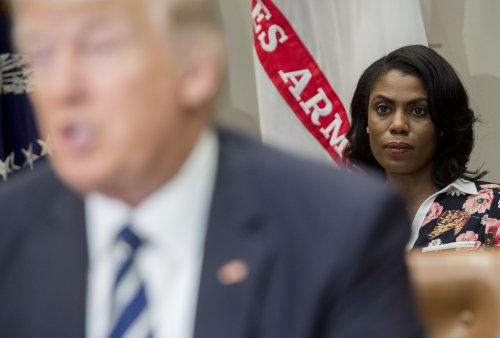 Trump Takes Another L, This Time to Omarosa