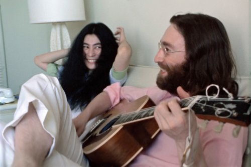 John Lennon Estate Releases Early Demo Video of 'Give Peace a Chance'