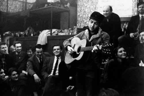 Clinton Heylin on His Definitive New Bob Dylan Biography