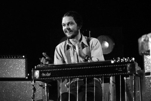 Rusty Young, Poco Co-Founder and Pedal Steel Player, Dead at 75