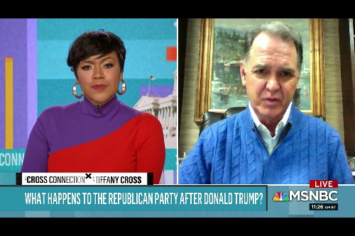 Tiffany Cross Melts GOP Apologist During Fiery Interview