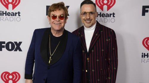 Elton John, David Furnish to Co-Host YouTube Pride 2021