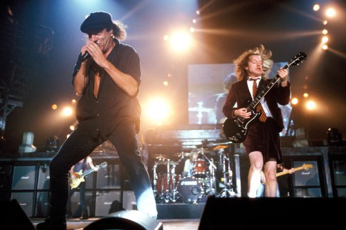 Flashback: AC/DC Play 'Back in Black' at 1996 Sydney Gig