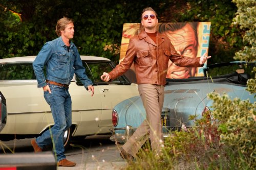 Quentin Tarantino Teases Unseen 'Once Upon a Time… in Hollywood' Footage in Book Trailer