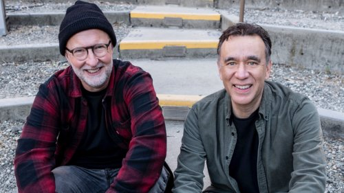 Fred Armisen Helps Bob Mould Unbox His Career-Spanning Collection 'Distortion