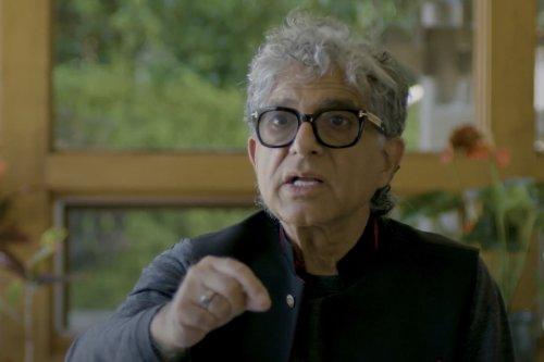 Deepak Chopra Talks Virtues of Psychedelics in Exclusive Clip