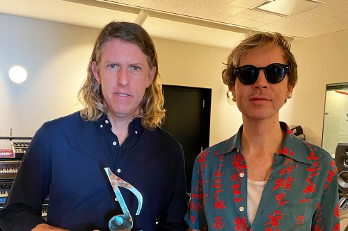 At Work With Greg Kurstin, the Quiet Producer Behind Two Decades of Hits