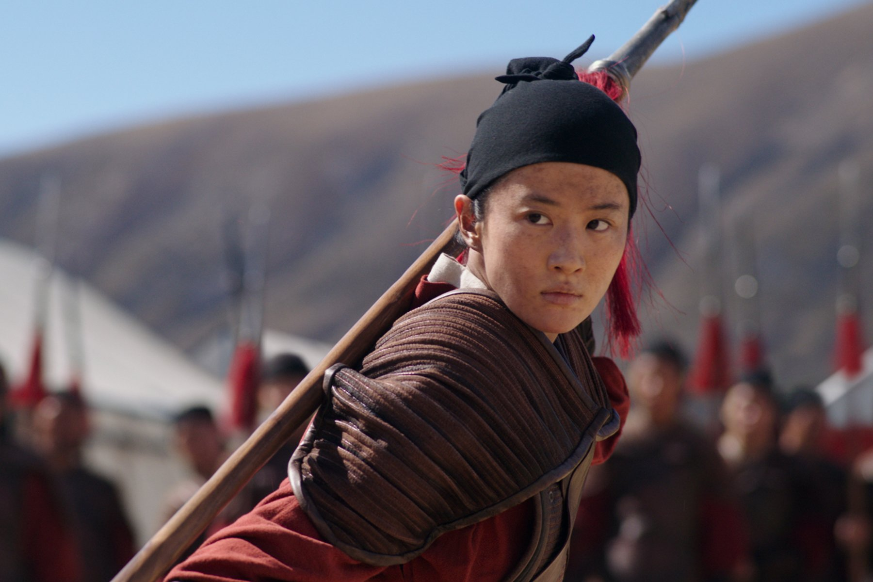 With Premier Access of 'Mulan,' Disney+ Brings a Cinematic Experience to Your Home