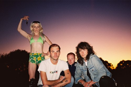 Amyl and The Sniffers Unveil New Single, 'Security'
