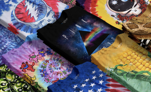 From Grateful Dead to Metallica, Here Are the Best (Official) Band Tees to Buy Online