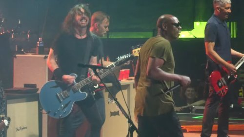 Dave Chappelle Belts Radiohead's 'Creep' With Foo Fighters at First Madison Square Garden Gig