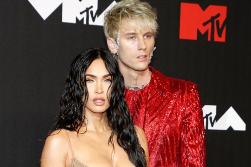 Megan Fox and Machine Gun Kelly Ask America: How Horny Is Too Horny?