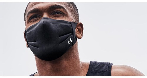 RS Recommends: Under Armour's $20 Covering is the Best Face Mask for Working Out