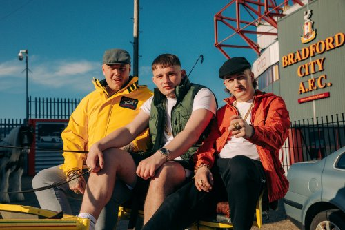 Bad Boy Chiller Crew: Hometown U.K. Heroes Who Want to Make the Whole World Party