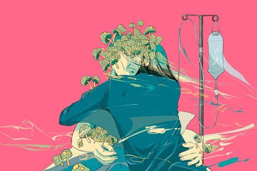Can Psychedelics Help Make Dying Easier?